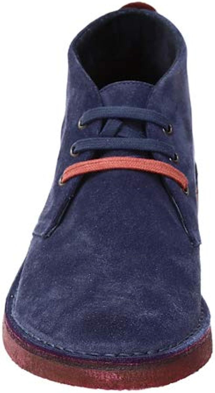 Cafè schwarz LTD621228450 I17.228 Blau 45 Desert Stiefel