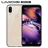 UMIDIGI A3 (2019), Smartphone Pas Cher 4G Ecran 5,5 Pouces Android 9.0 Pie, 2 Nano...