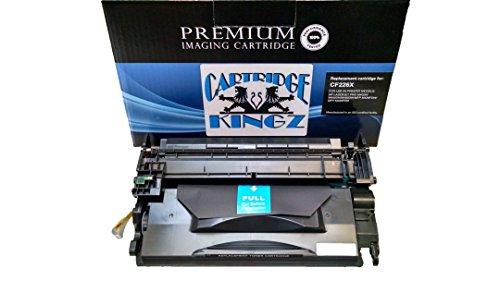 Cartridge Kingz CF226X - Cartucho de tóner Compatible para impresoras HP Laserjet Pro M426FDW, Pro MFP M426FDN, Pro M402DN, Pro M402DW, Pro M402N (hasta 9,000 páginas)