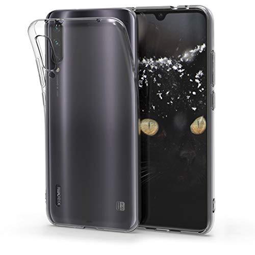 kwmobile Hülle kompatibel mit Xiaomi Mi A3 / CC9e - Hülle Handy - Handyhülle in Transparent