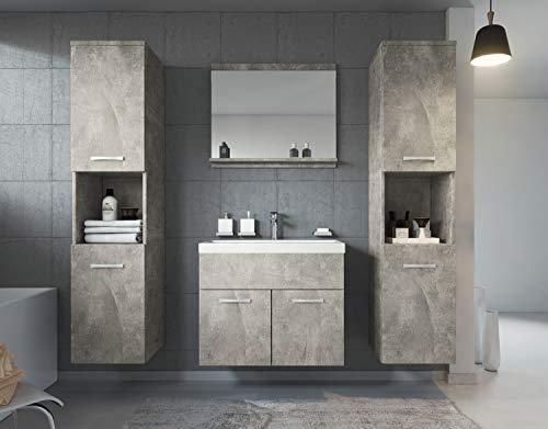 Badezimmer Badmöbel Set Montreal XL 60 kaufen  Bild 1*