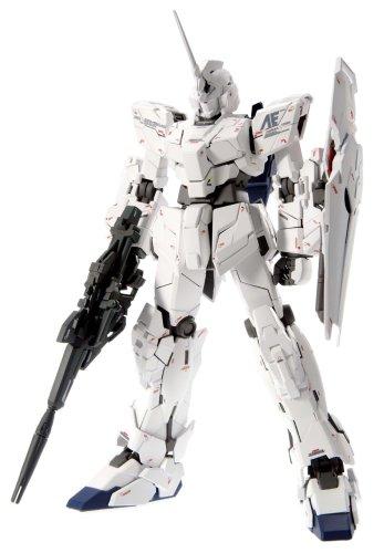 Bandai - Gundam Master grade Unicorn - Maquette pvc figure