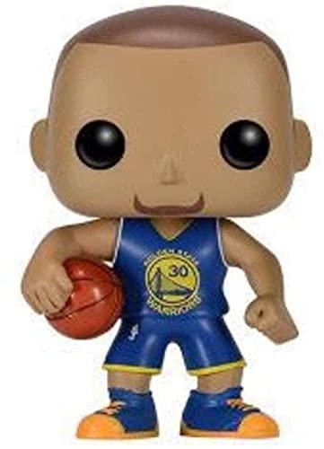 Figura de Stephen Curry Spielzeug de la Estrella del Baloncesto de Cabilock