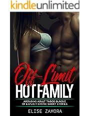 Off-Limit Hot Family - Arousing Adult Taboo Bundle Of Explicit Erotic Short Stories: Doctor Dom, MFM, MMF, Menage, Older Men Younger Brat, Fertile Women, Fantasy