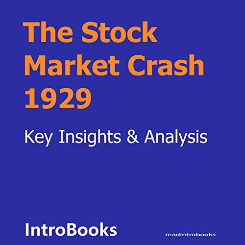 Stock Market Crash 1929 cover art