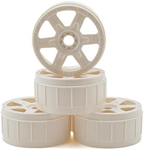 hasta un 70% de descuento 6 spoke spoke spoke wheel (blanco   4 pieces) IFH005W by Kyosho by Kyosho  autentico en linea