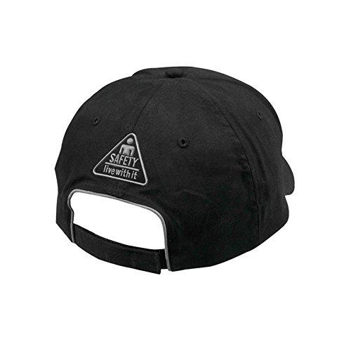 John Deere Cap Safety mit reflektierenden Logos