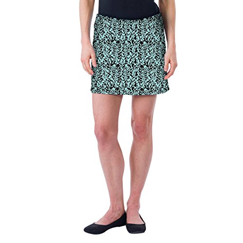 COLORADO CLOTHING WOMENS SKORT, Dense Leaves L