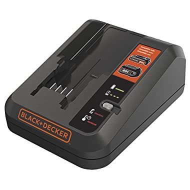 BLACK+DECKER BDCAC60B 60V MAX Battery Charger