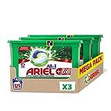 Ariel Pods Detergente Lavadora Cápsulas, 129 Lavados (Pack 3 x 43), Efecto Oxi Quitamanchas