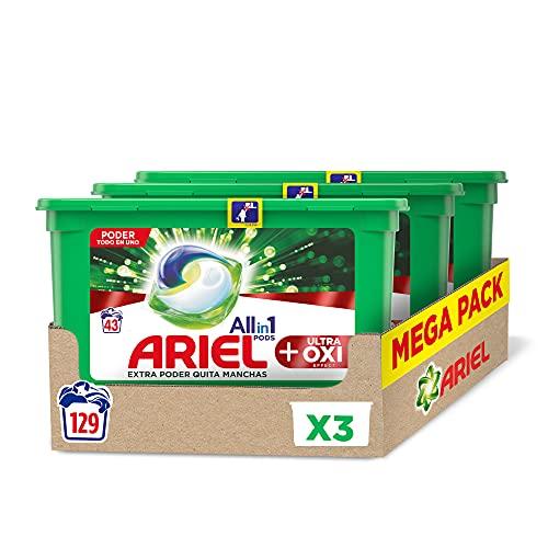 Detergente Ariel Nuevo
