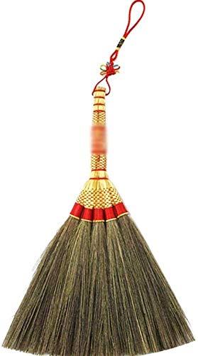 GGDJFN Mini Broom No Cabello Adsorción Cepillo, Suave Hecho A Mano Suministros...