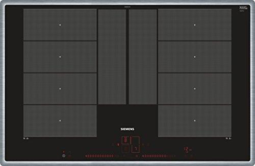 Siemens EX845LYC1E iQ700 Kochfeld Elektro / Ceran/Glaskeramik / 79,5 cm / Power Boost Funktion / schwarz