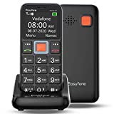 Easyfone A5 Big Button Senior Mobile Phone, Easy-to-Use Sim-Free GSM Mobile Phone