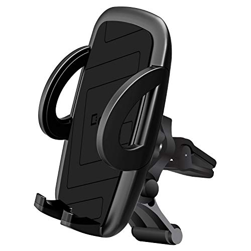 Cellet Car Phone Mount,Air Vent Phone Holder Car Adjustable Car Phone HolderCompatible for LG V40 ThinQ,G7 ThinQ,Exalt LTE,V30,V30+,Stylo 4/3/2/1,K30,Q7+,Stylo 4 Plus,G6,X Charge,X Power,X Venture