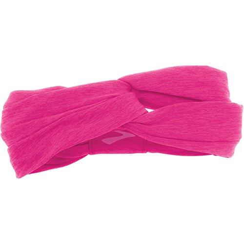 Brooks Moving Comfort Dash Headband (Heather Bloom)