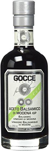 Gocce Aceto Balsamico di Modena 4 Travasi, 1er Pack (1 x 250 ml)