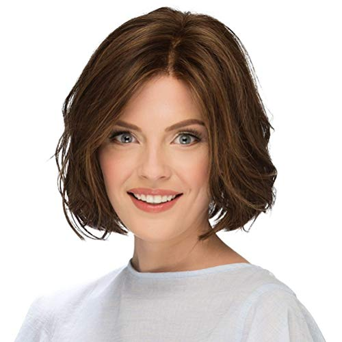 Estetica Design (Sage) - Synthetic Front Lace Wig in R6_10