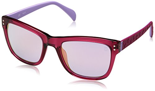 TOUS STO829-521BVG Gafas de sol, Shiny Cyclamen, 52 para Mujer