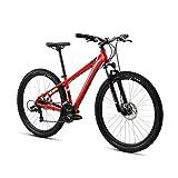 Raleigh Bikes Talus 2 Recreational Mountain Bike, Black, 17'/Medium
