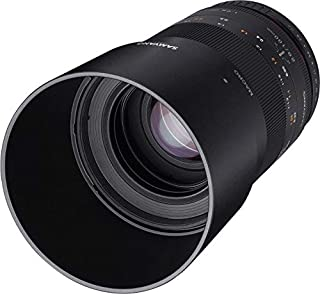 Samyang Objectif pour Nikon AE 100 mm F2.8 Macro ED UMC Noir (B00WZ2ZQLE)   Amazon price tracker / tracking, Amazon price history charts, Amazon price watches, Amazon price drop alerts
