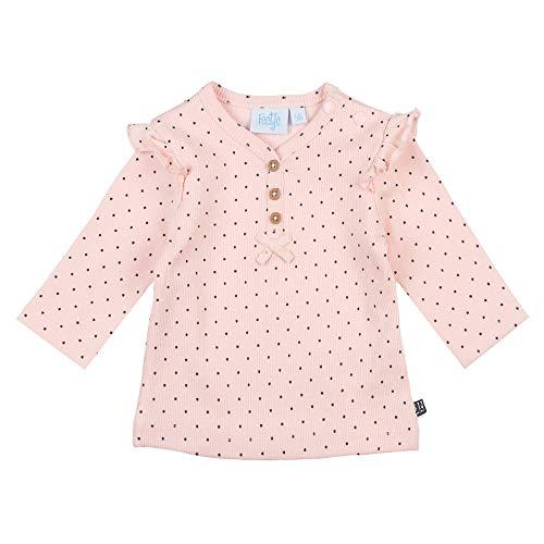Feetje T-Shirt à Manches Longues pour Fille avec imprimé Alloverprint - Rose - 3 Mois