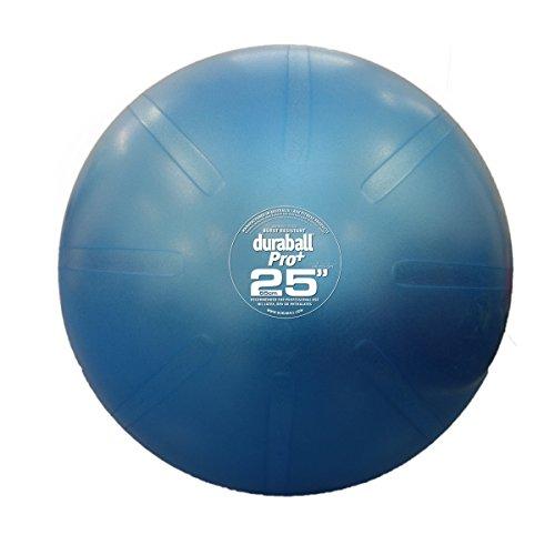"Fitterfirst Duraball Pro Exercise Ball - 25"" - Blue"