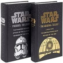 Star Wars Trilogy Bundle - Exclusive Covers - Originals and Prequels