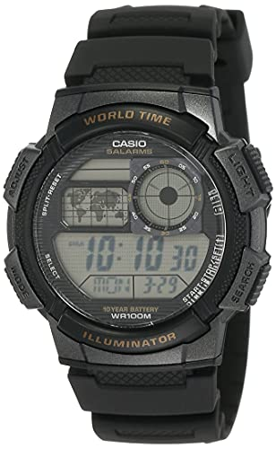 Casio Collection Herren Armbanduhr AE-1000W-1AVCF