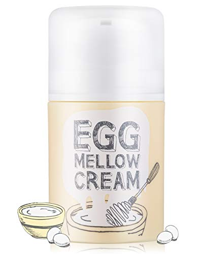 [Too Cool for School] All-in-One Egg Mellow Cream, 5-in-1 Firming Moisturizer, 1.76 oz