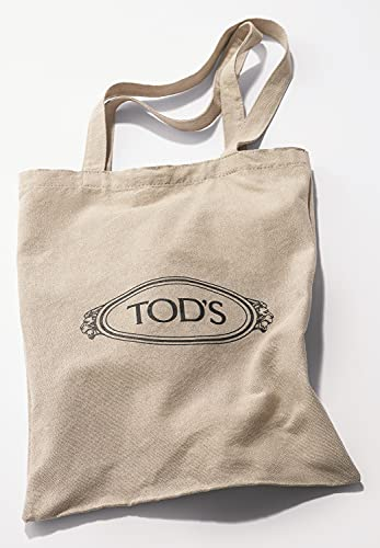 Oggi2021年11月号の付録は、なんとTOD'Sのトートバッグ。これはヤバイ。