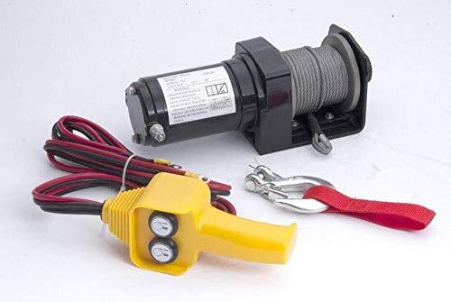 LALAWO elektrische lier eenvoudig en snel te onderhouden 20 elektrische lier auto vrachtwagen auto aanhanger gereedschap handboek trekker kabel in het algemeen