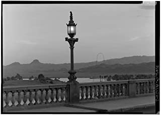 HistoricalFindings Photo: London Bridge,Lake Havasu City,Mohave County,Arizona,AZ,HABS,2