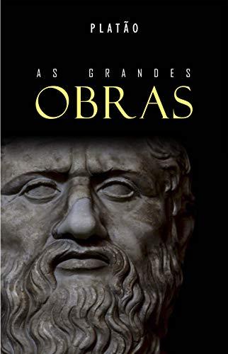 Box Grandes Obras de Platão (23 diálogos: A República, Fédon, O Banquete, Górgias, Apologia de Sócrates...)