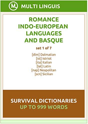 Romance Languages and Basque Language (the Survival...