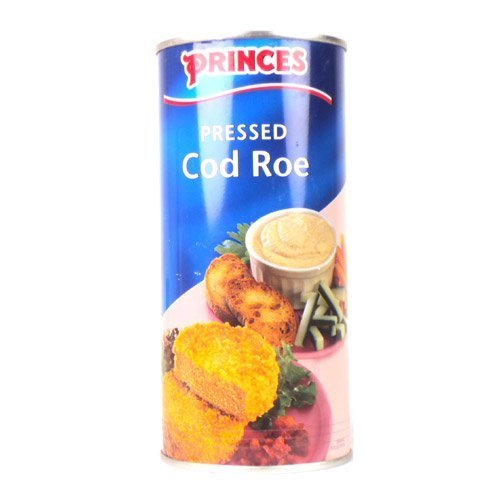 Princes Pressed Cod Roe Raleigh Mall 1 600gm - We OFFer at cheap prices x