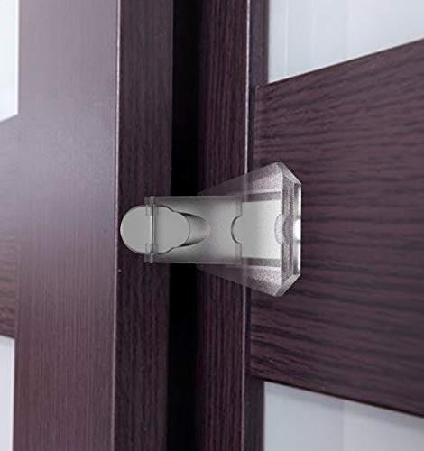sliding door flip lock - 4