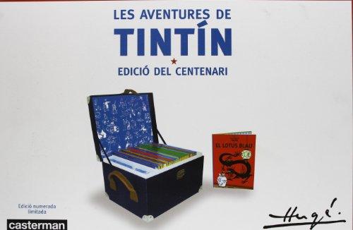 LES AVENTURES DE TINTÍN EDICIÓ DEL CENTENARI (INFANTIL Y JUVENIL)