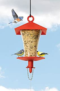 Zenith Innovation Red Compact Feeder