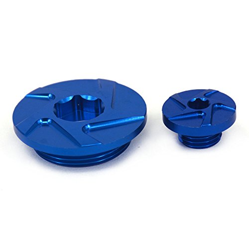 Fast Pro Boulons de calage CNC pour Yamaha TT-R50 06-15 YZ250F 01-13 YZ450F 98-05 WR250F 01-02 WR400F 98-02 WR250R 07-16 Serow250 05-15 Tricker XG250 04-15. XT250X 06-15.