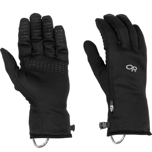 Outdoor Research Men's Versaliner Gloves, Black, Small
