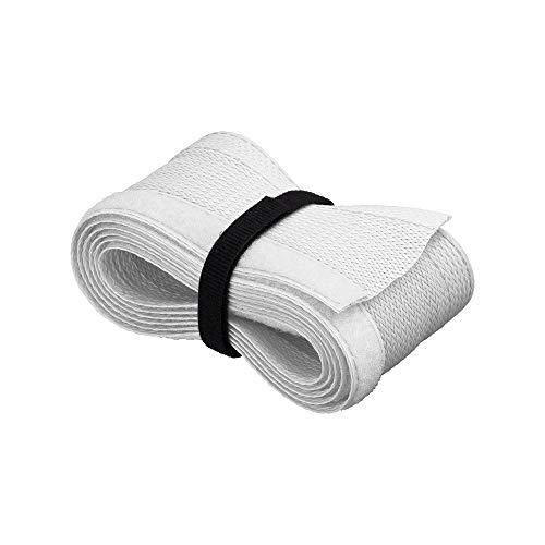 Goobay 51918 Kabelmantel, 1,8m weiß