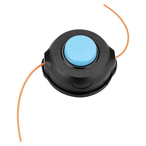 oueaen Husqvanar Universal - Cabezal de desbrozadora de césped Desbrozadora de Cabezal Accesorios para podadoras(T25)