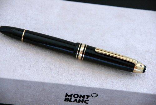 Montblanc stylo le grand n ° 146, uNICEF ltd. edition