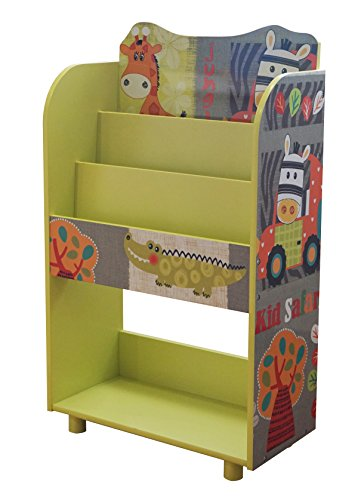 Liberty House Toys TF4802 Libreria Modello Kid Safari