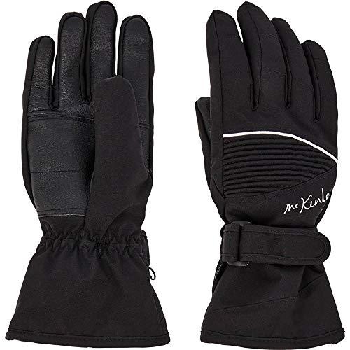 McKINLEY Damen Brenna Handschuhe, Black, 7