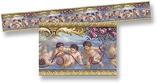 dolls house wallpaper borders