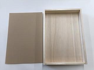 完成品 標本箱大 木製