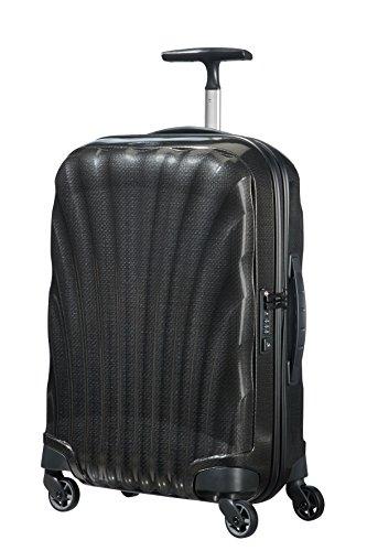 Samsonite - Cosmolite - Spinner Equipaje de mano 55 cm, 36 L, Negro