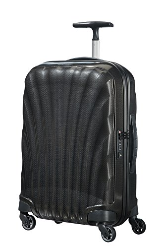 Samsonite Cosmolite Spinner Hand Luggage 55 cm, 36 L, Black